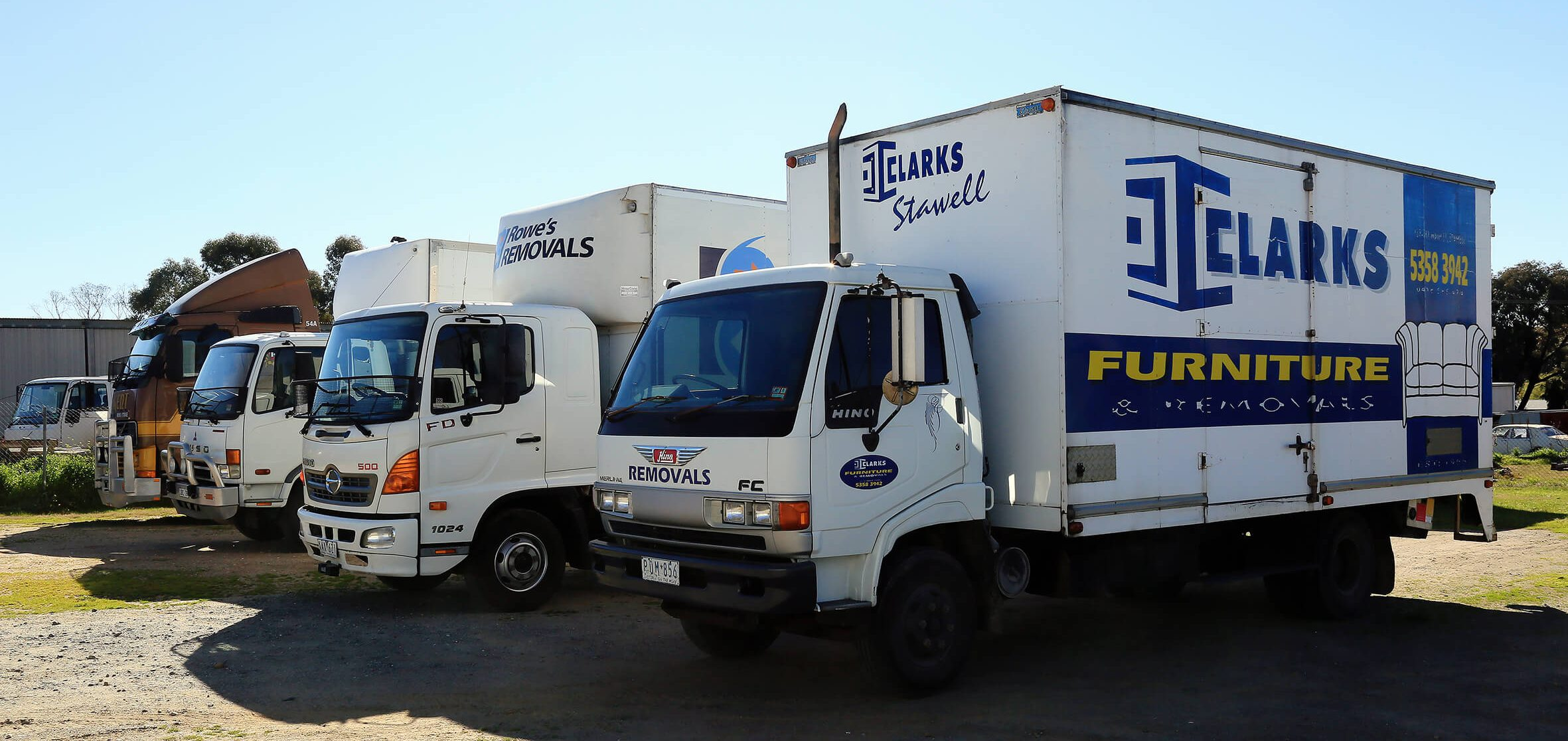 Clarks Removals Stawell